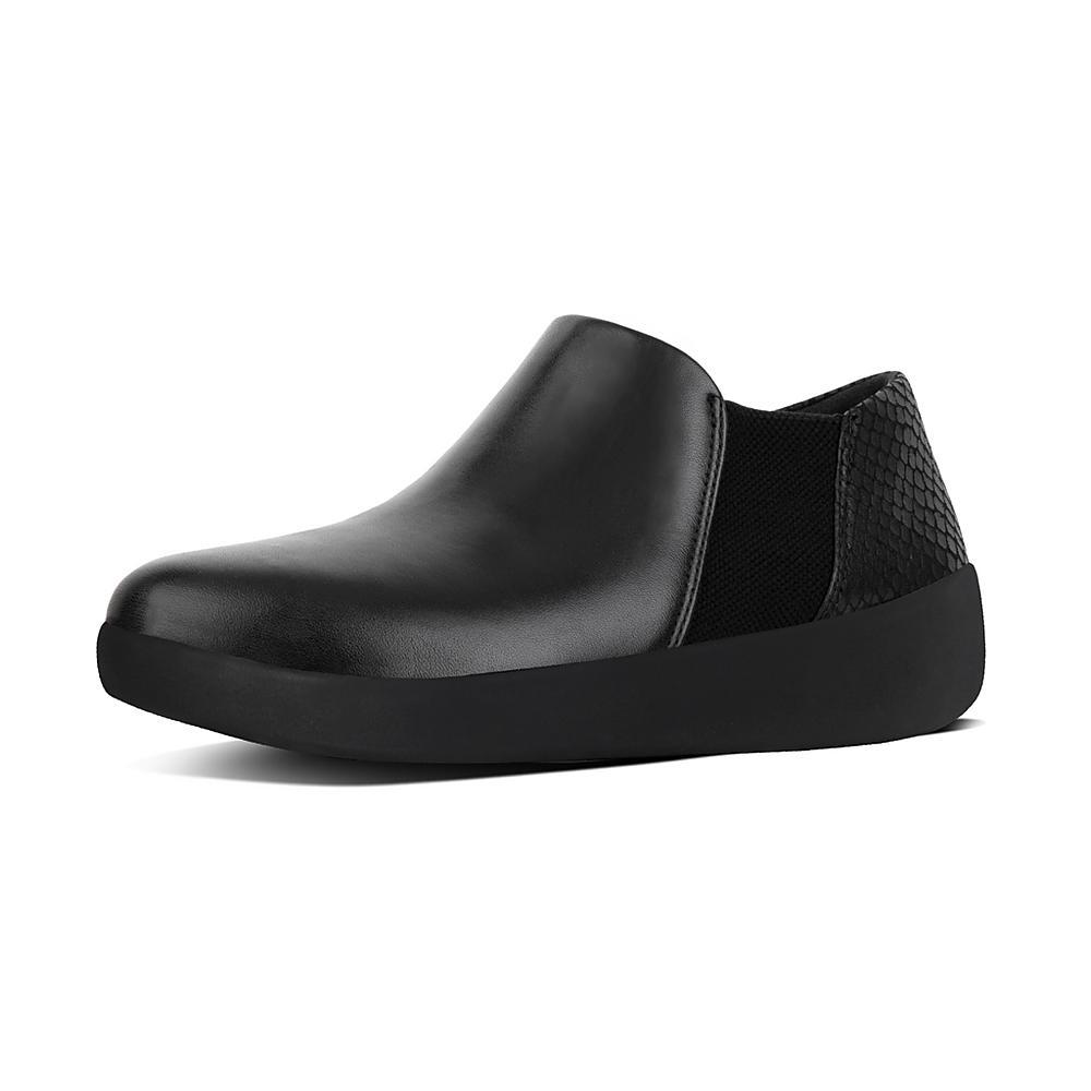 Womens Superchelsea Slip-Ons Closed Toe Heels FitFlop 5dbSDwLn9U