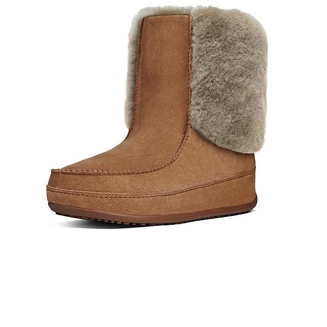 e6efe6da9b84 Women s MUKLUK Suede Boots