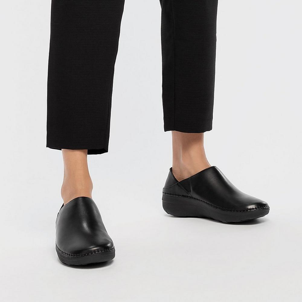 FitFlop Superloafer Leather