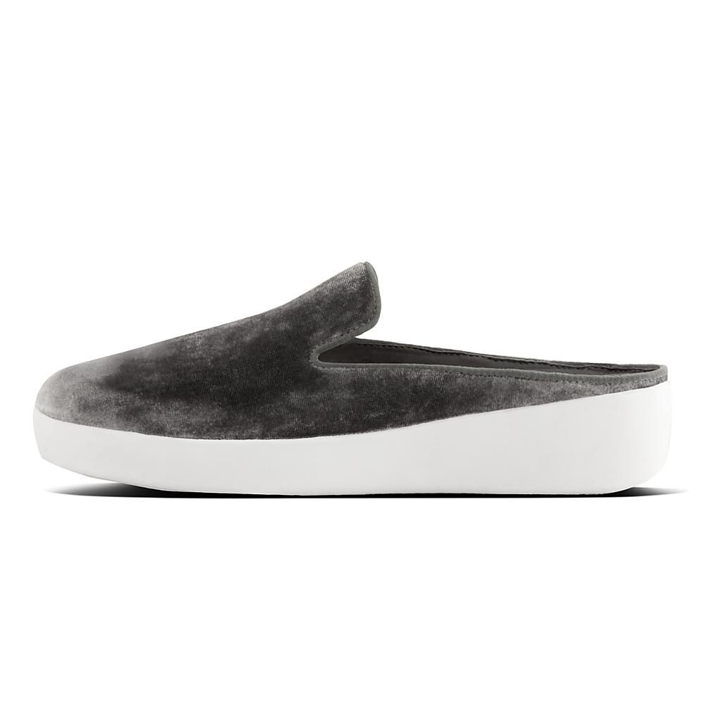 FitFlop Mules SUPERSKATE MULES IN VELVET