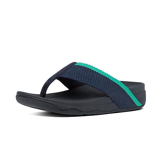 e3e46ef16052c1 Women s SURFA Textile Flip-Flops