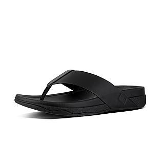 Surfer Leather, Mens Flip Flops FitFlop