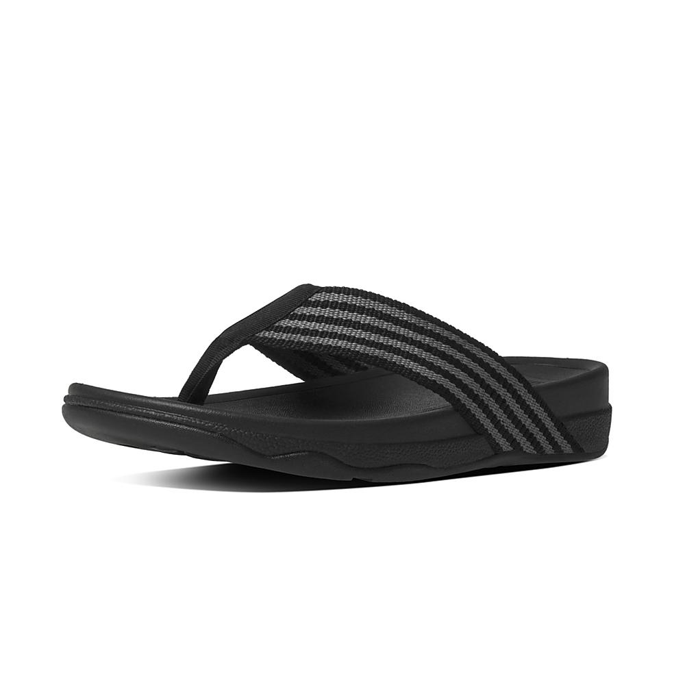 FitFlop Men's Surfer Flip Flop
