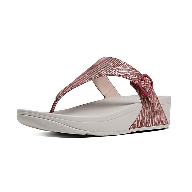 84dd3b693b1318 Fitflop™ Women s The-Skinny Suede Toe-Thongs Spice