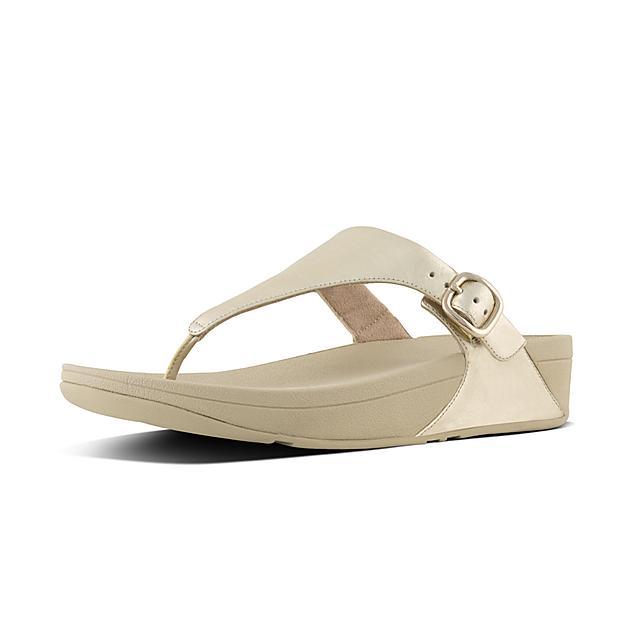 a0bb937d6b59c Women's THE-SKINNY Leather Toe-Thongs