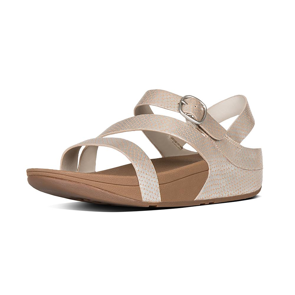 FitFlop The Skinny Z Strap Sandal Silver sale cheap 2014 newest online affordable sale online quality free shipping gUm4jVX