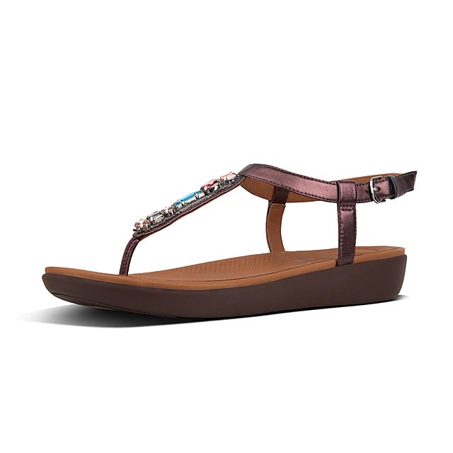 4906a48c1f971 Women s TIA Leather Back-Strap-Sandals