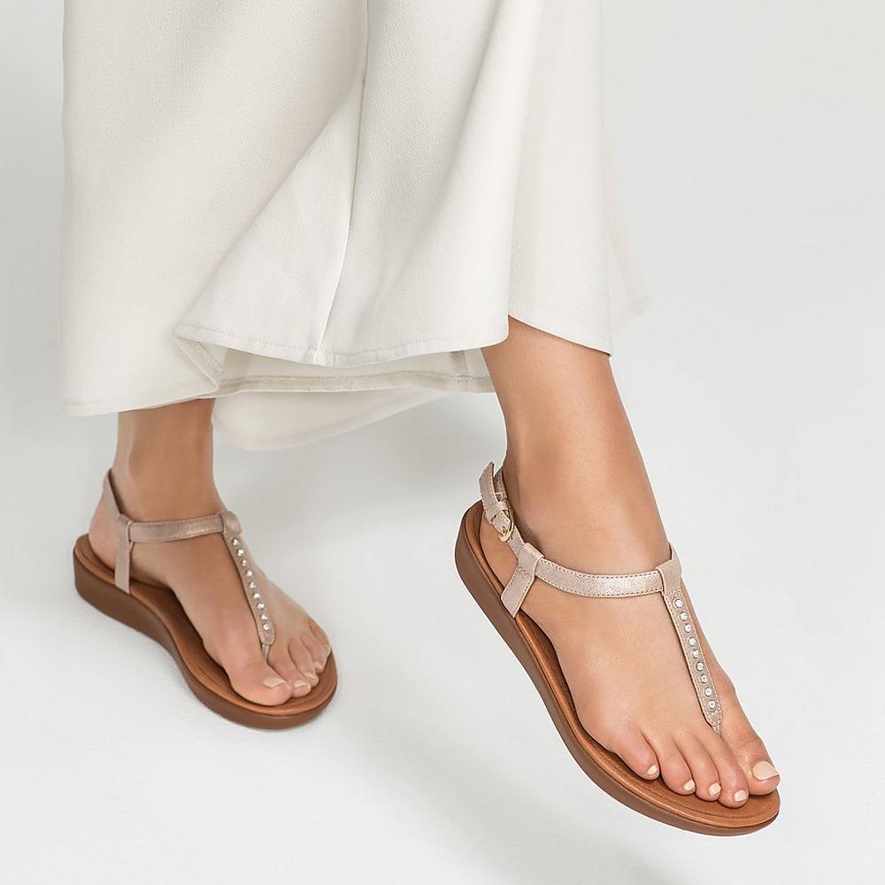 FitFlop Women's Tia Thong Sandal