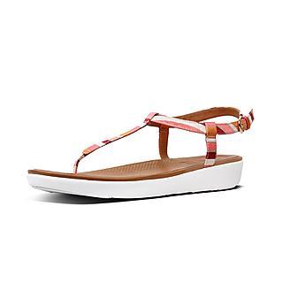 Pale Silver rubber beaded rosette front flip flops sandals j5IGCk7