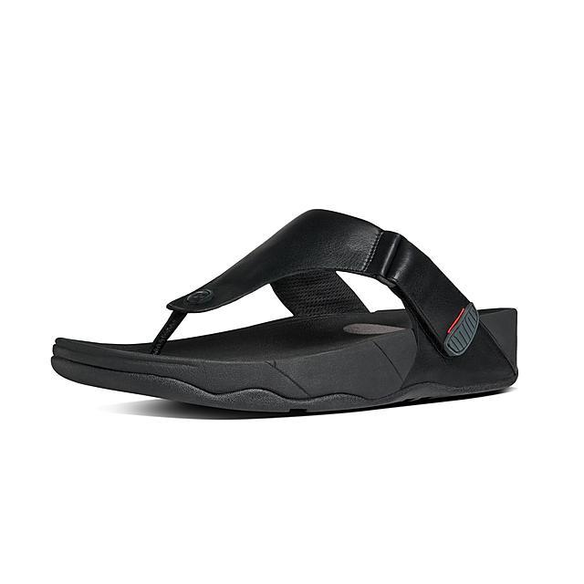 f4ed378385383 Men s TRAKK-II Leather Toe-Thongs