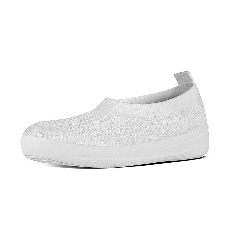 FitFlop UberKnit Ballerina Slip-On Sneakers isW4trf