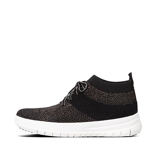 e3332e316f1bd ÜBERKNIT. Slip-On High-Top Sneakers