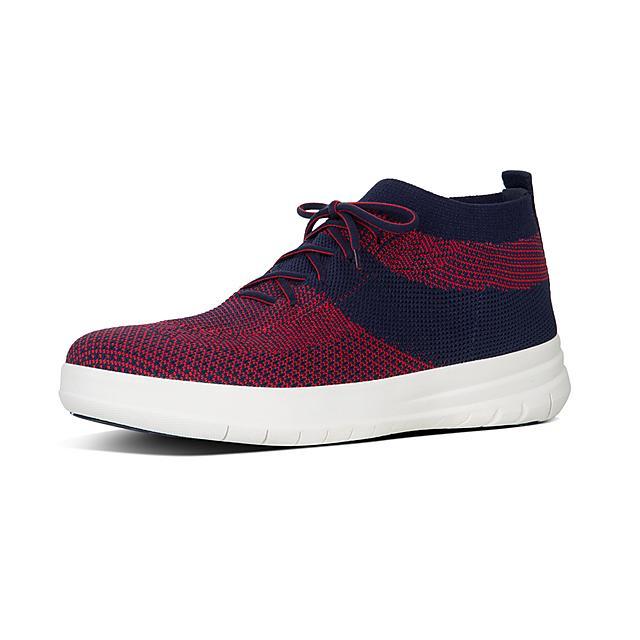 629d5d0f2a7 ÜBERKNIT. Men s Slip-On High-Top Sneakers