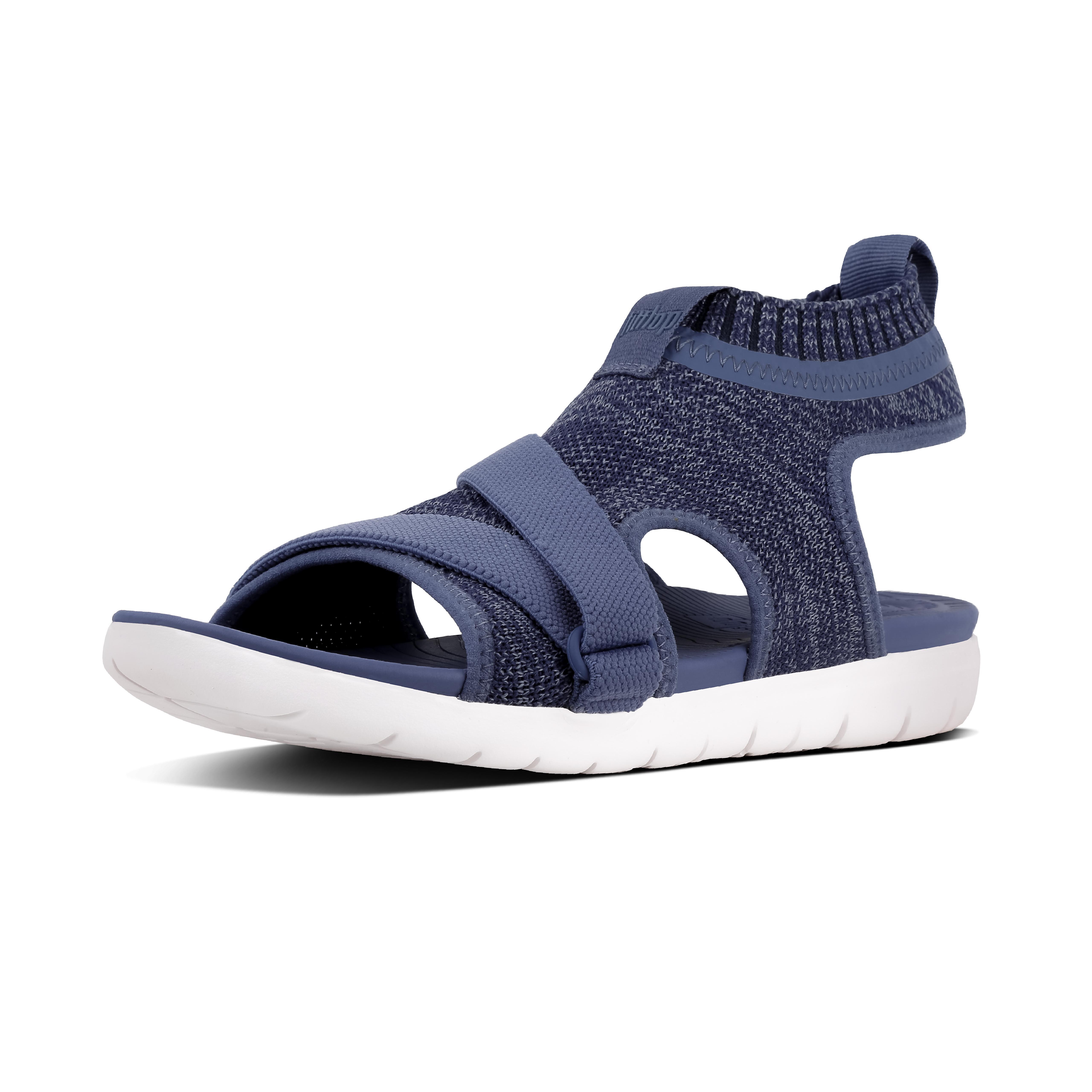 Uma uberknit back strap sandals indian blue powder blue l29 564?v=6
