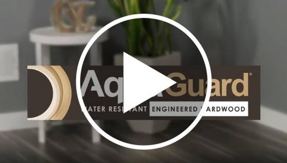 Install AquaGuard Wood