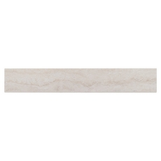 Travertini Bianco Porcelain Bullnose