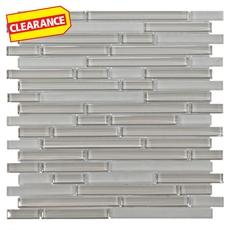 Clearance! Pure Wool Mix Stick Glass Mosaic