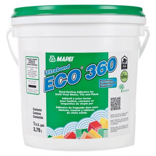 Mapei Ultrabond Eco-360 Adhesive - 1gal  - 100011469 | Floor and Decor