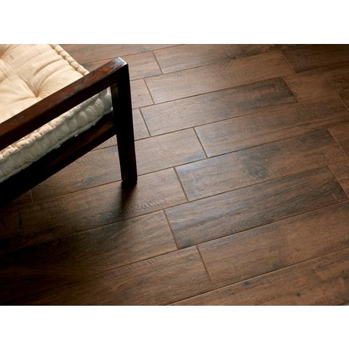 ... Tabula Cappuccino Wood Plank Porcelain Tile. Click to zoom - Tabula Cappuccino Wood Plank Porcelain Tile - 6in. X 40in