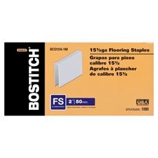 Bostitch 15 1/2 Gauge Flooring Staples