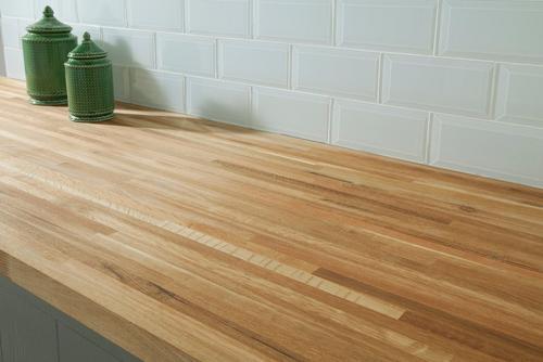 White Oak Butcher Block Countertop 12ft 144in X 25in 100020627 Floor And Decor