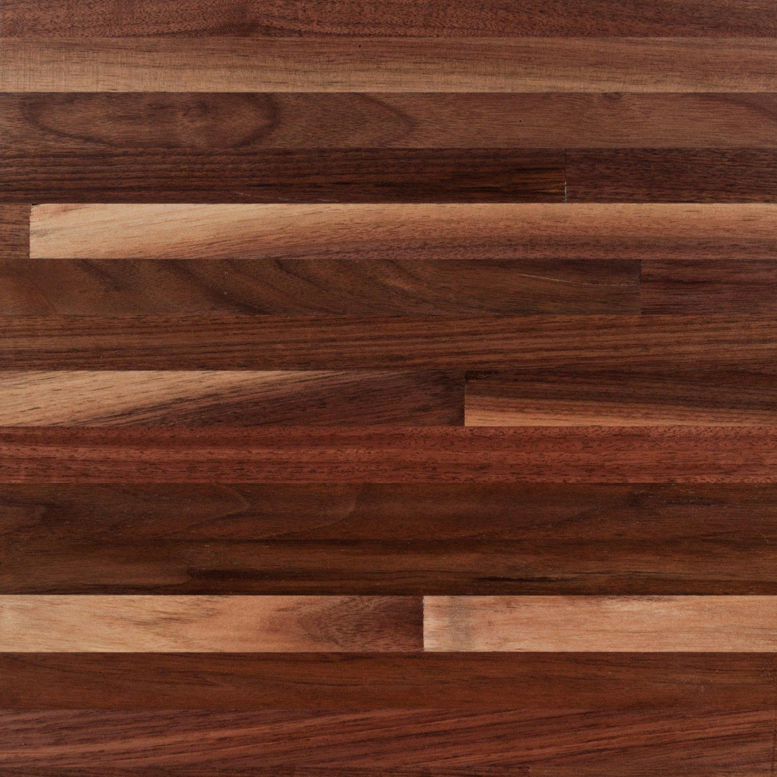 American Walnut Butcher Block Countertop 8ft.   96in. X 25in.   100020676 |  Floor And Decor