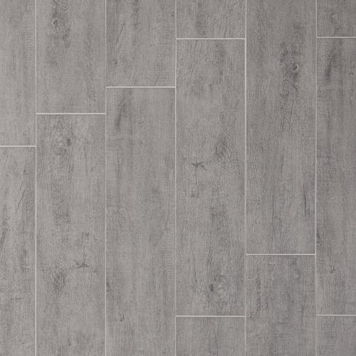Moritz Gris Wood Plank Porcelain Tile 6 X 24 100027606 Floor