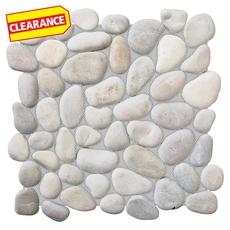 Clearance! Wera River Pebble Stone Mosaic