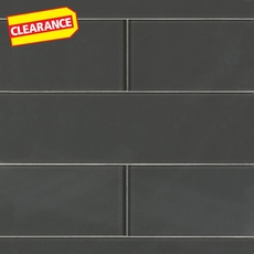 Clearance! Pure Shadow Glass Tile