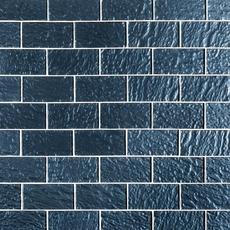 Dream Midnight Blue Glass Tile