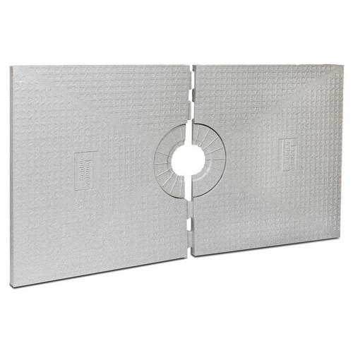 Schluter Kerdi Shower St Shower Tray For Use With Kerdi Drain 32in