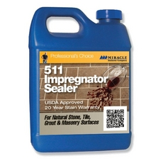 Miracle 511 Impregnator Penetrating Sealer 1pt