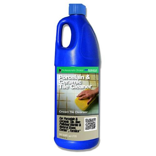 Miracle Porcelain And Ceramic Tile Cleaner 100038462 Floor And