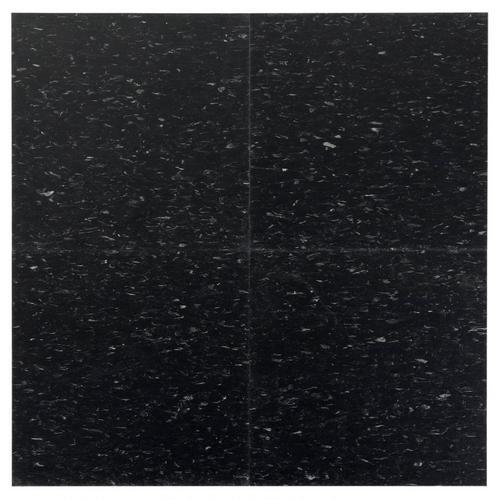 Imperial Texture Classic Black Vinyl Composition Tile VCT 51910