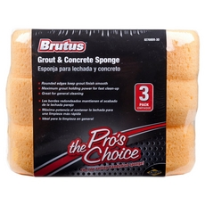 Brutus Grout and Concrete Sponge