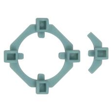 Brutus Bullseye 2-in-1 Tile Spacers