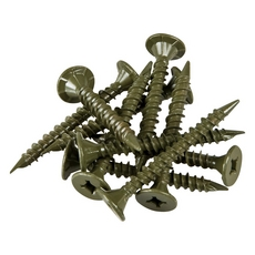 Tile Force 1 5/8in. Cement Screws - 150/pkg