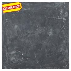 Clearance! Black Decorative Slate Tile