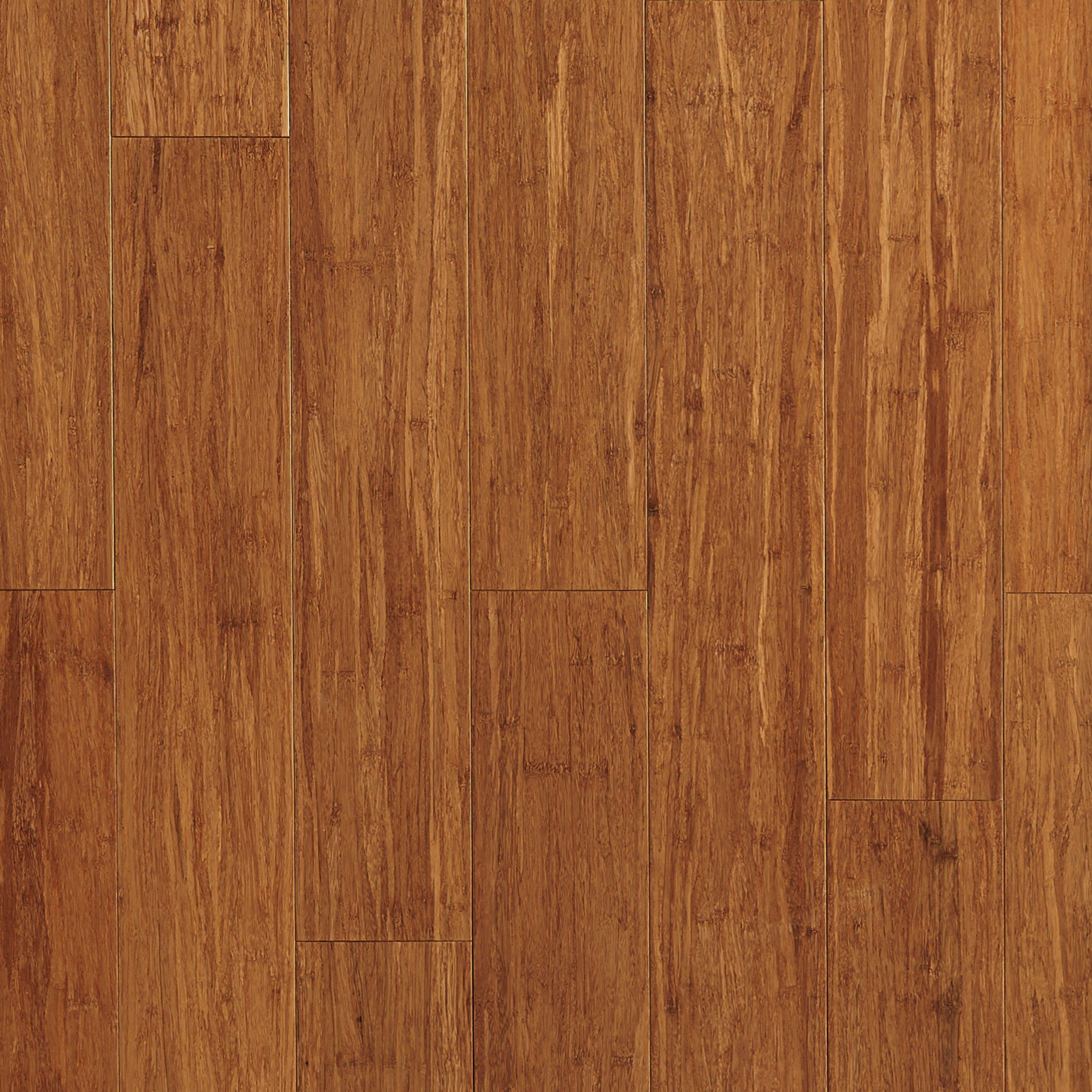 ecoforest mocha locking solid stranded bamboo 12in x 5in floor and decor - Bamboo Laminate Flooring