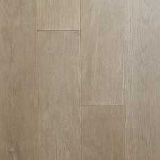 Timberclick Graphite Oak Locking Solid Hardwood