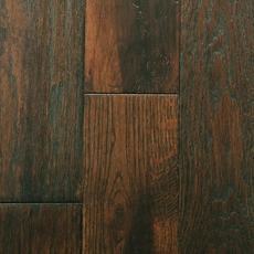 Timberclick Mocha Oak Locking Solid Hardwood
