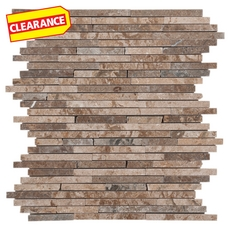 Clearance! Ociano Linear Stick Marble Mosaic