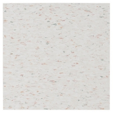 Jubilee White Vinyl Composition Tile