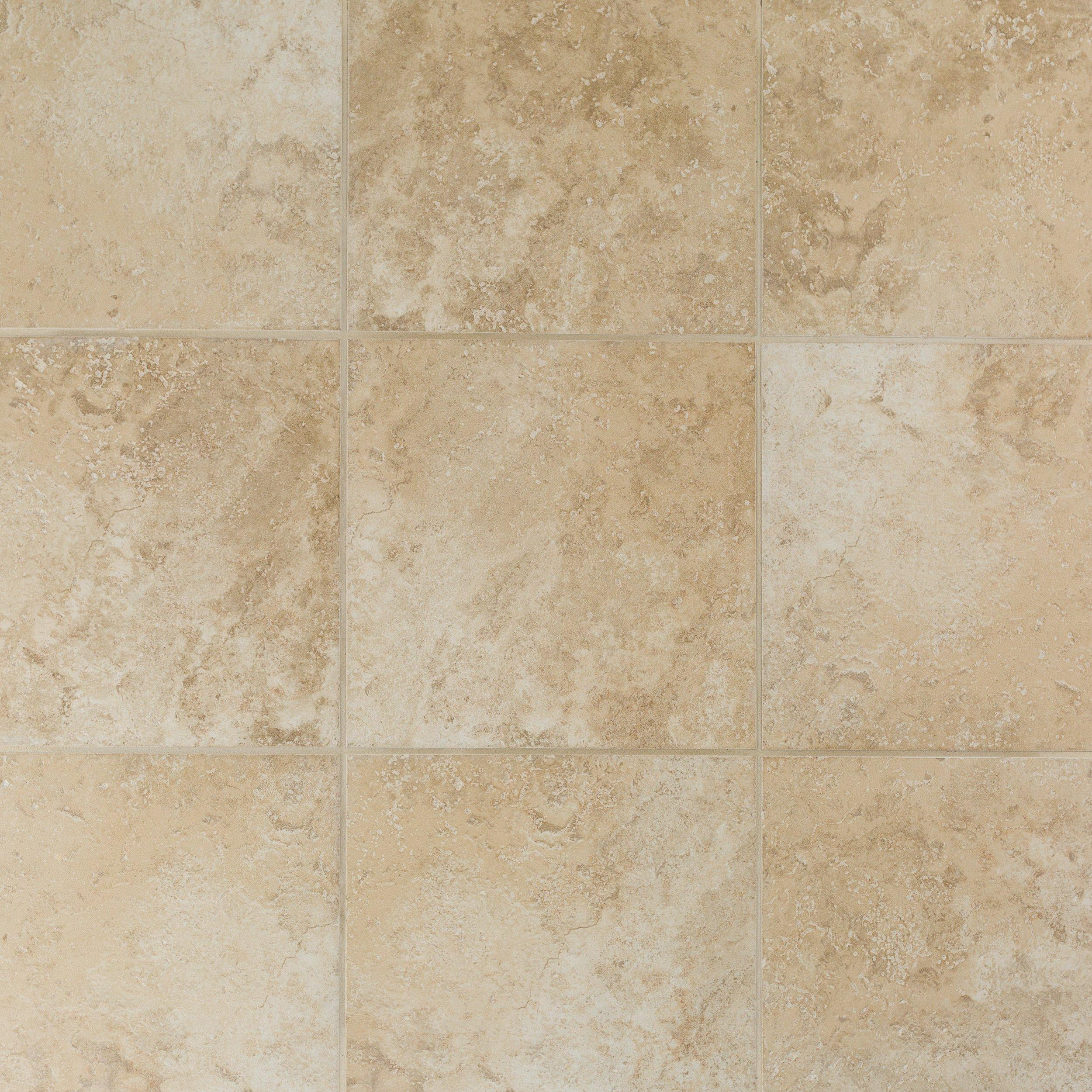 Mediterranean Ivory Rustic Porcelain Tile   13 X 13   100053511 | Floor And  Decor