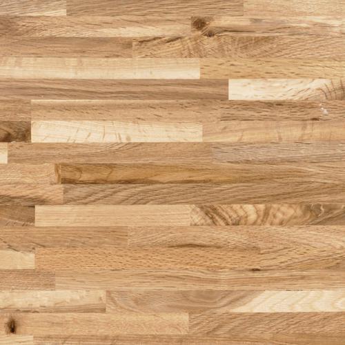 Oak Builder Grade Butcher Block Countertop Ft In X In - Butcher block