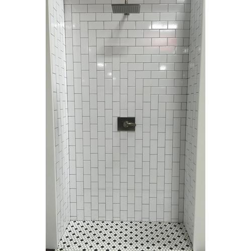 Bright White Ice Ceramic Tile 3 X 6 100061563 Floor And Decor