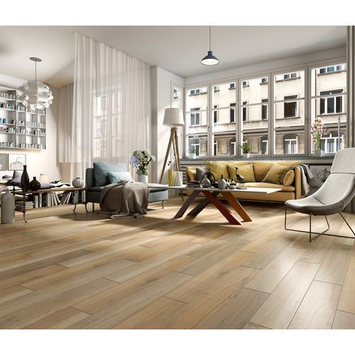 Birch Forest Noce Wood Plank Porcelain Tile 6 X 36 100063981