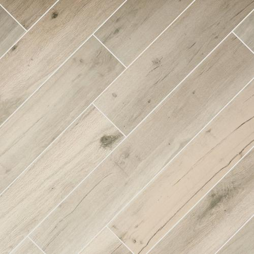 Birch Forest Gray Wood Plank Porcelain Tile - 6 x 36 - 100063999 ...