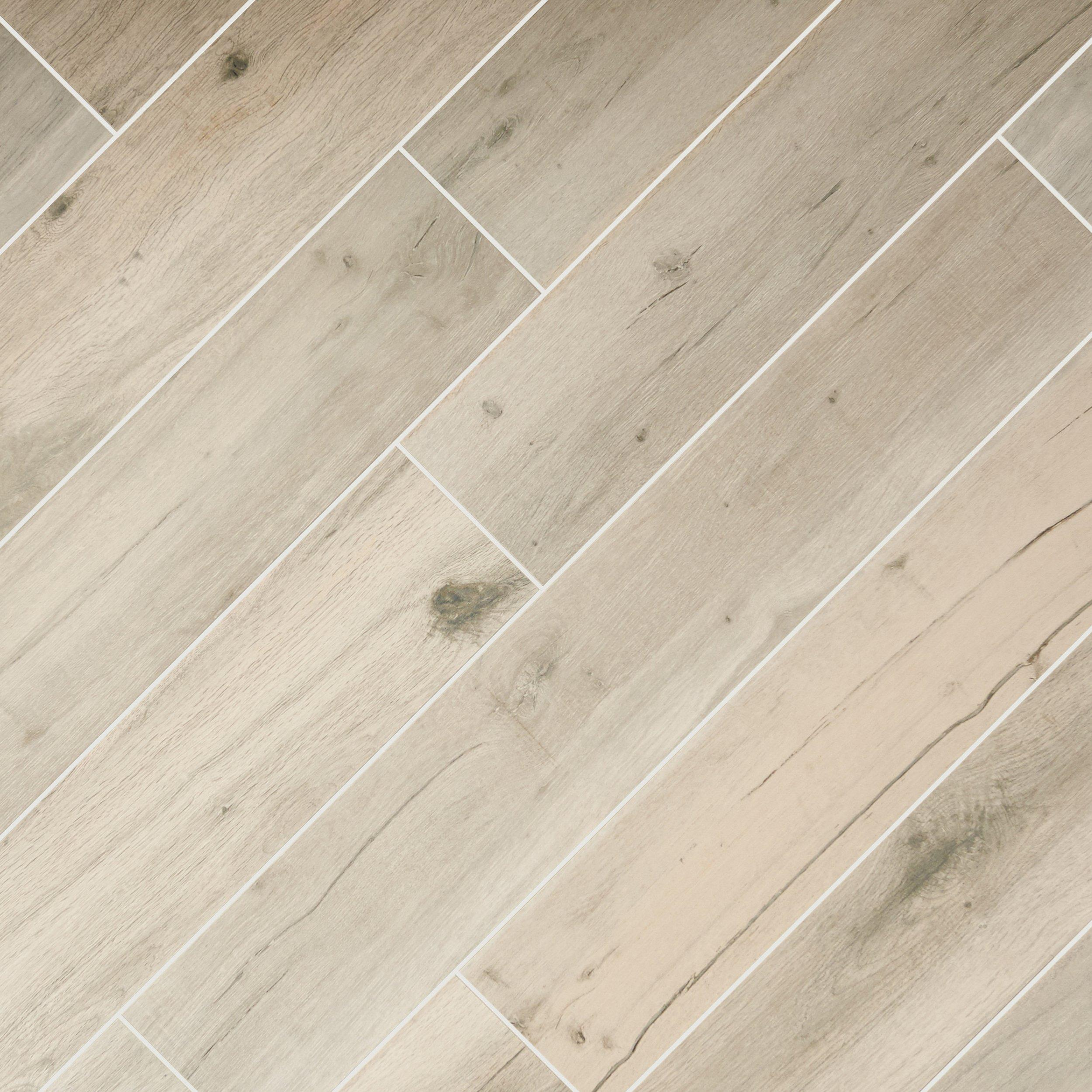 Birch Forest Gray Wood Plank Porcelain Tile   6in. X 36in.   100063999 |  Floor And Decor