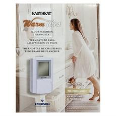 FGS Easyheat Dual-Voltage Non-Programmable Thermostat 120-240V